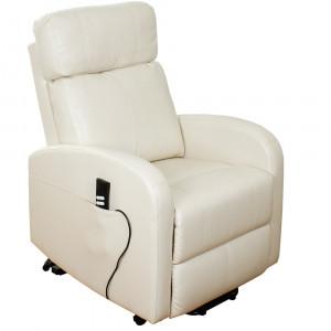 Купить Подъемное кресло с двумя моторами, CAROL (белое) OSD