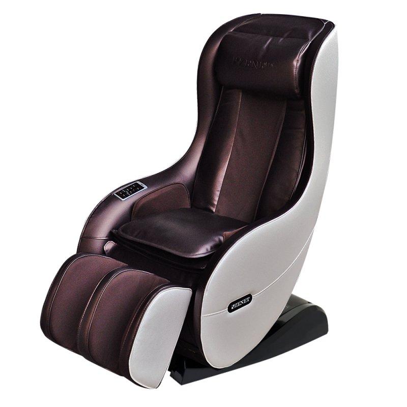 Купить Массажное кресло ZENET ZET-1280 коричневый