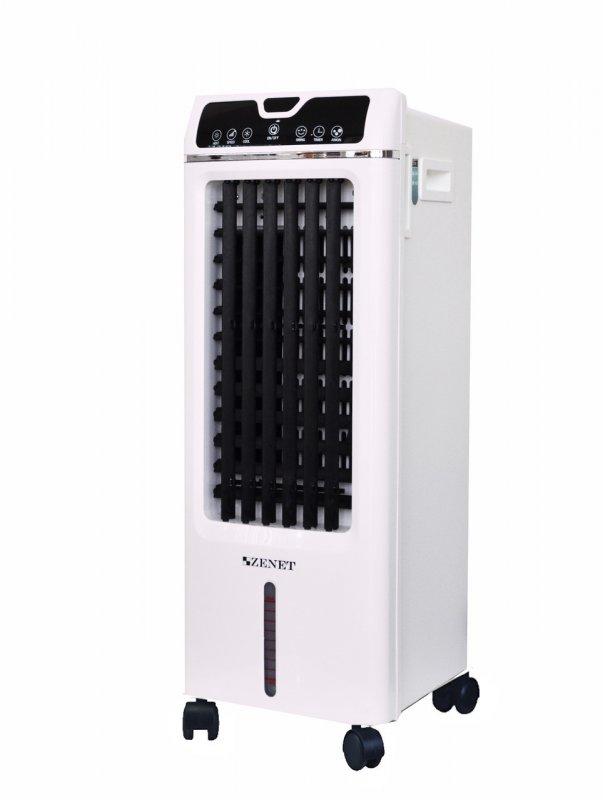 Купить Климатическая установка Zenet Zet-475 - мойка воздуха, увлажнение и очистка, ионизация, охлаждение и обогрев