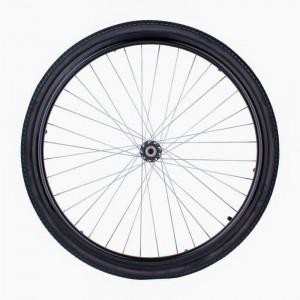 """24"""" x 1⅜"""" заднее надувное колесо для инвалидных колясок OSD"""