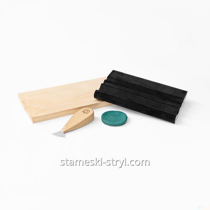 Базовый набор для начинающего резчика, арт.401002