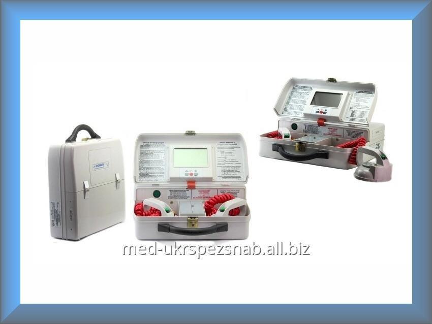 Купить Дефибриллятор - монитор, кардиодефибриллятор портативный с универсальным питанием ДКИ-Н-15Ст БИФАЗИК+