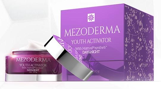Vásárolni Mezoderma (mezodermából) - krém a fiatalító
