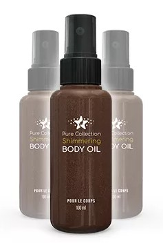 Vásárolni Pure csillámos testápoló (Pure csillámos Badi) - a krém a bőr ragyogását