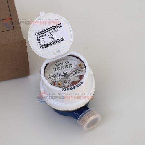 Одноструйный счетчик воды Baylan КК-15 класс С R160