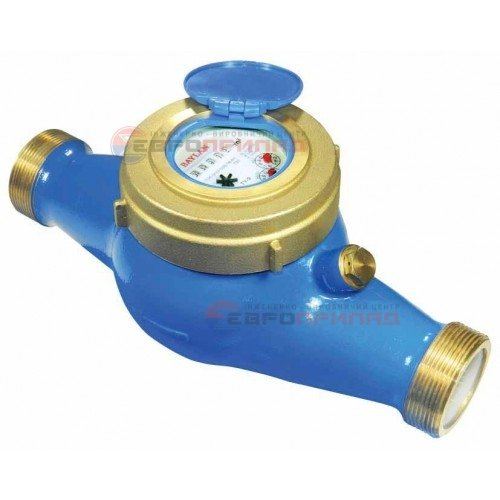 Многоструйный счетчик холодной воды мокроход Baylan TY-26 класс С R160