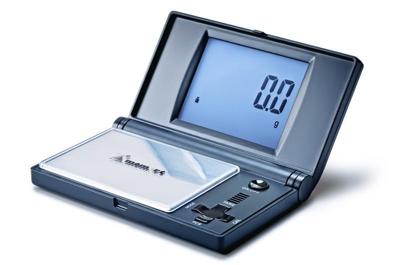 Купить Весы электронные карманные (для мини-взвешивания) (Модель 6000) Momert