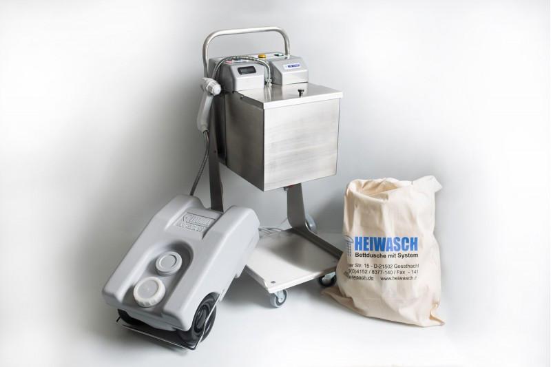 Купить Мобильная душевая система для лежачих больных HEIWASCH