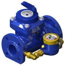 Счётчик воды турбинный комбинированный Gross WPVD-UA DN100/20