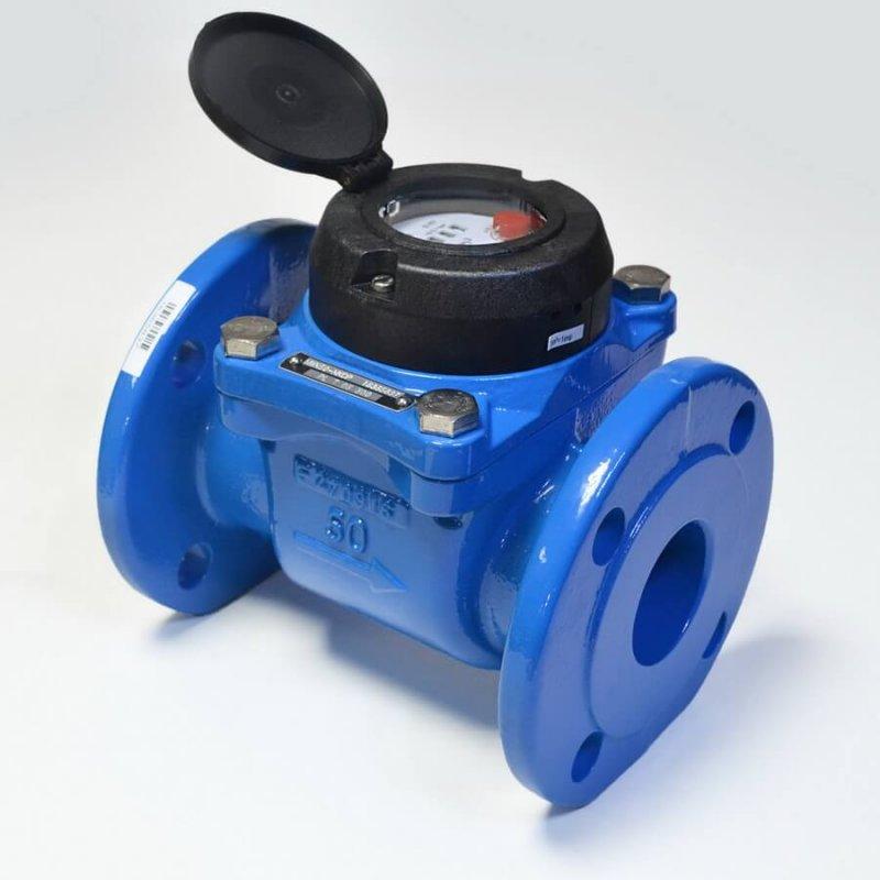 Счетчик холодной воды ирригационный PoWoGaz WІ-65 класс А DN65