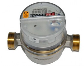 Счетчик воды Sensus ResidiaJet Q3 2,5/30 (90)