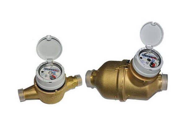 Счетчик воды Sensus 620 Q3 2,5 R160 L110