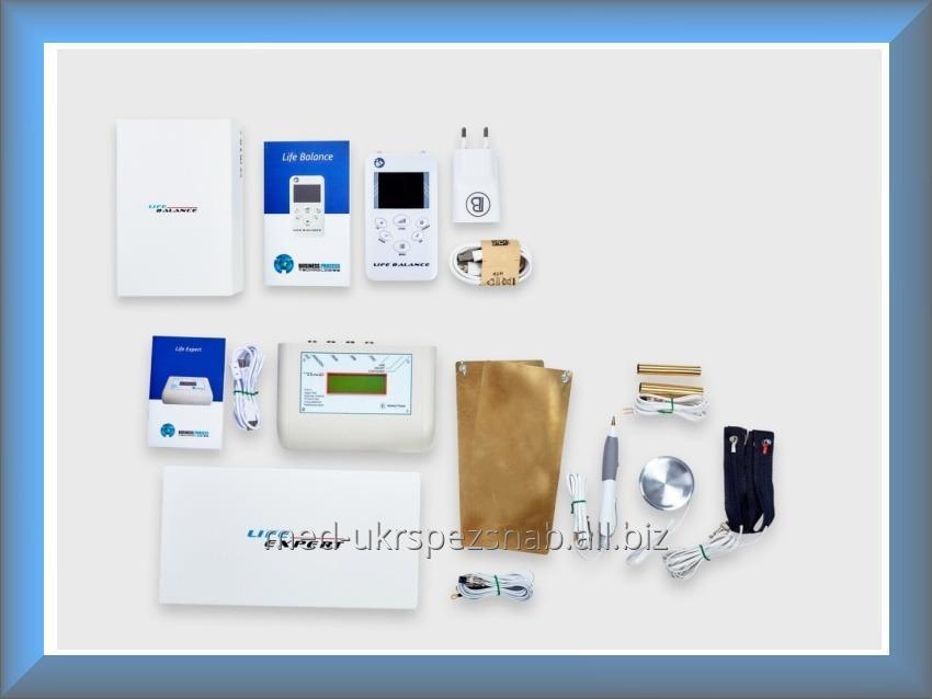 Купить VIP пакет Life Balance и Life Expert Profi Webwellness (1 лечебный прибор и 1 прибор диагностический профи)