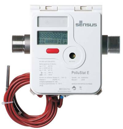 Счетчик тепла PolluStat EX 25-6 Hyb