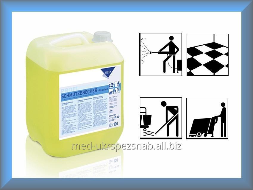 Купить KLEEN PURGATIS DIRTBREAKER низкопенный мощный очиститель от тяжелых загрязнений (10 Л)