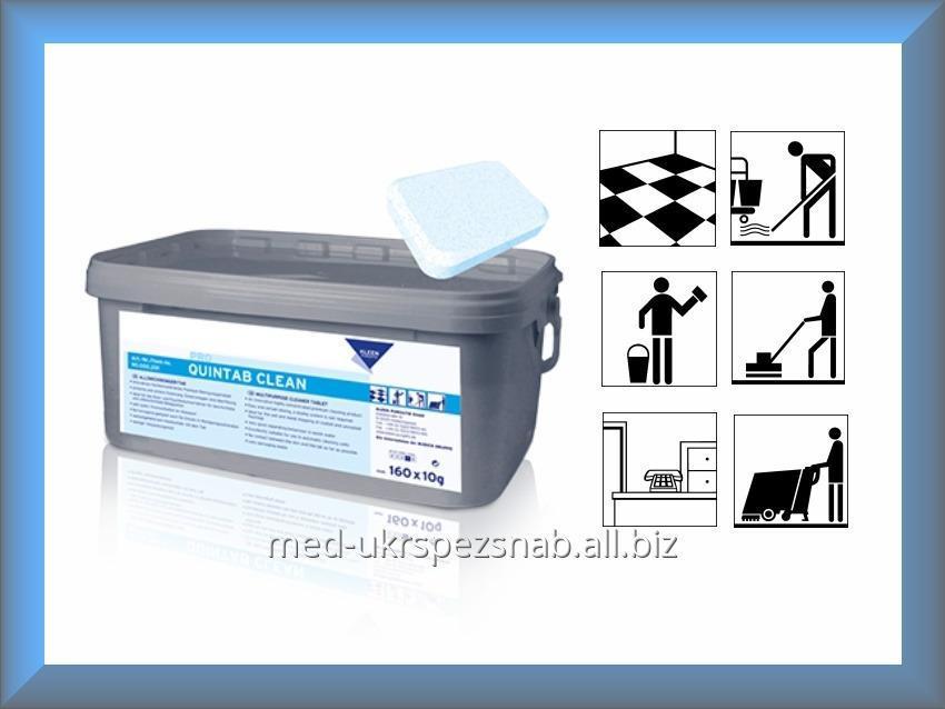 Купить KLEEN PURGATIS QUINTAB CLEAN многоцелевой очиститель (в таблетках)