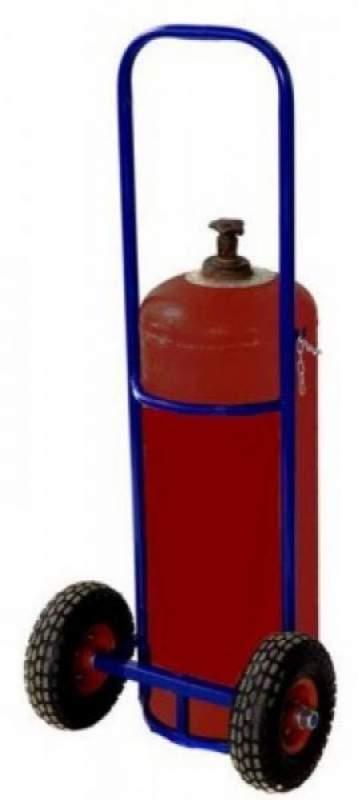 Тележка для газового баллона VZ160 BР1