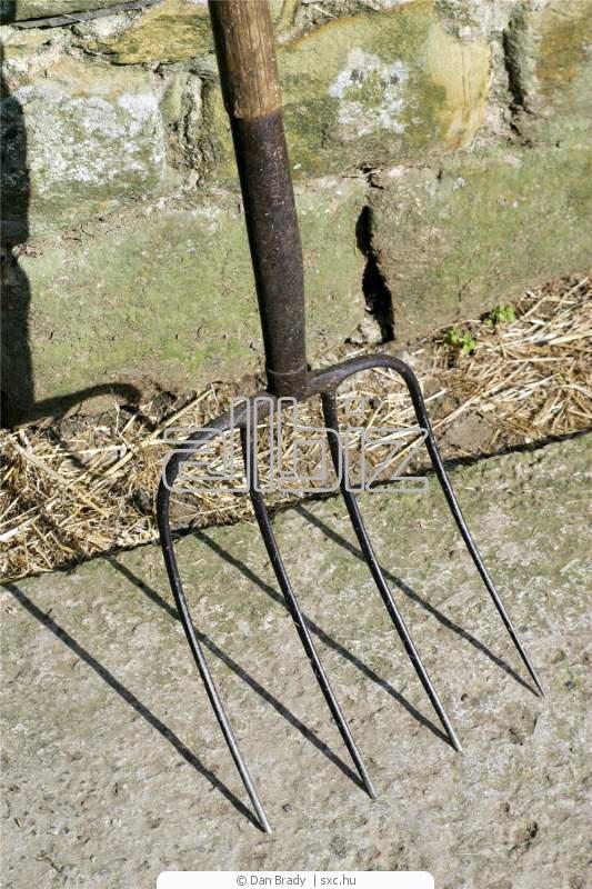 Вилы хозяйственные для соломы/сена