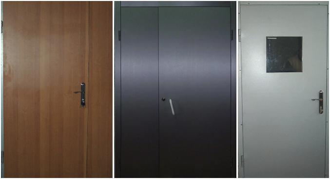Рентген двери, ширма, ставни