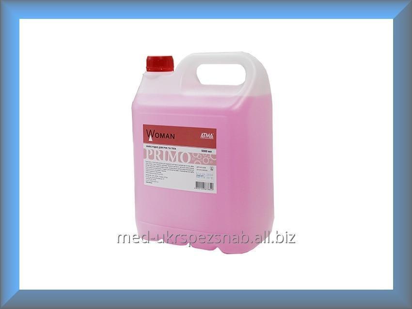 Купить Мыло жидкое PRIMO Woman 5л (женский аромат)