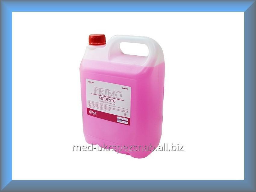 Купить Мыло жидкое PRIMO MODESTO Сакура 5л