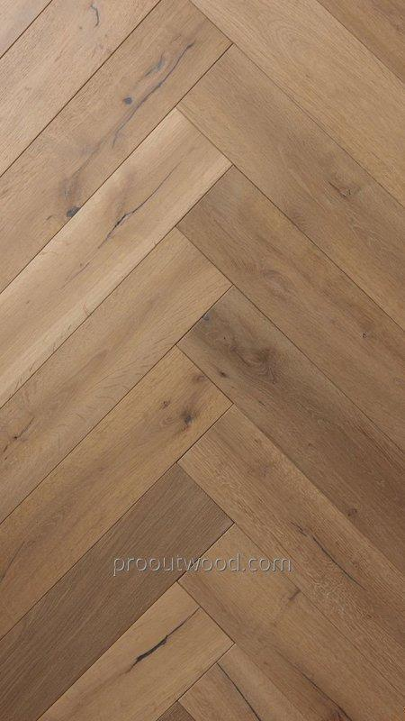 Buy Parquet board three-layer engineering material oak laying English tree