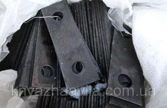 Купить Молотки для дробилки ДМ-002-ПП, 15кВт