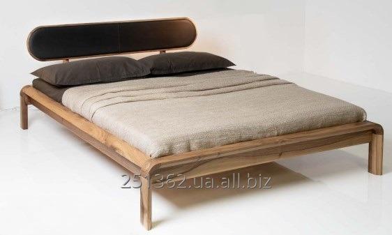 Купить Кровать MaFin из массива дерева