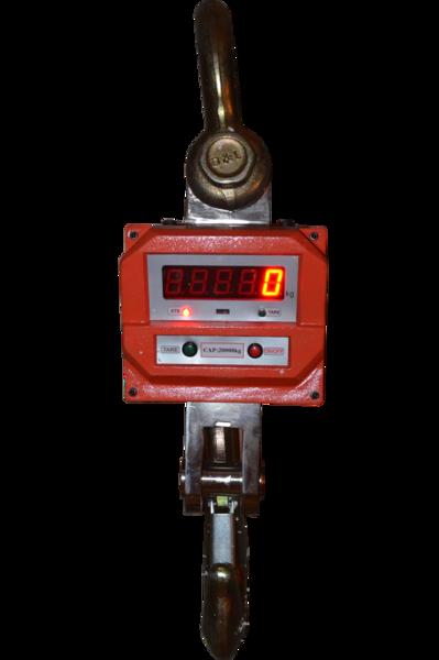 Купить Весы Крановые OCS-20t-XZA