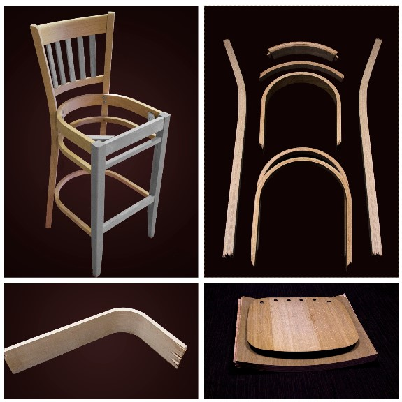 Buy Curved parts for furniture production