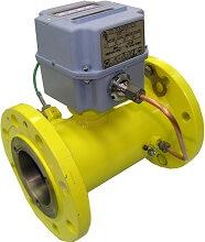 Счетчик газовый роторного типа КВР-1.02 G25 ДУ40 с встроенным устройством преобразования объема