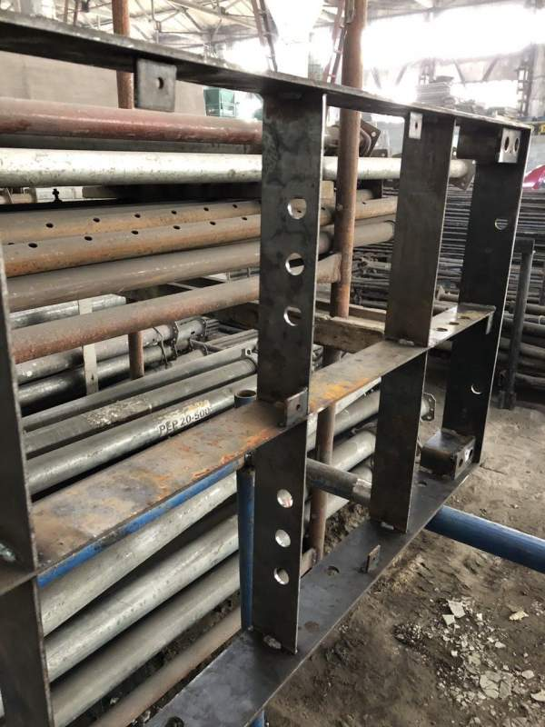 Buy Welded steel frame