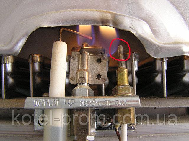 Купить Запчасти на газовые колонки Ariston,Beretta,Bosch,Unkers,и др