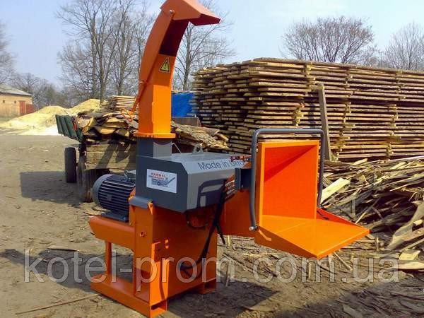 Купить Измельчитель веток и отходов деревообработки