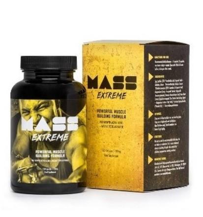 Купити Mass Extreme (Мас Екстрім) капсули для зростання м'язової маси