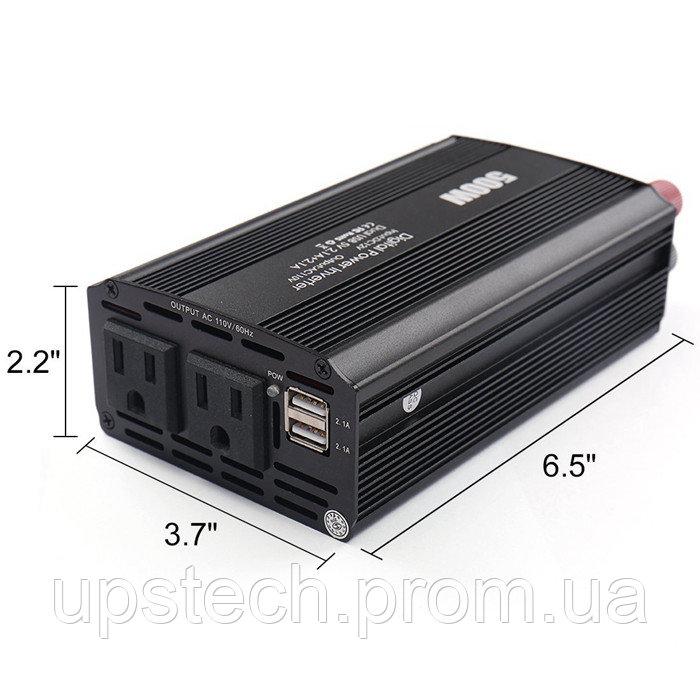 Купить HYD USB MD-500-инвертор 12 вольт 220 вольт