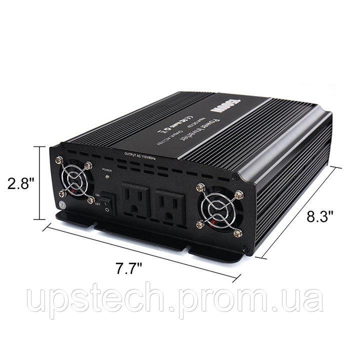Купить HYD MD-1500-инвертор 12 вольт 220 вольт