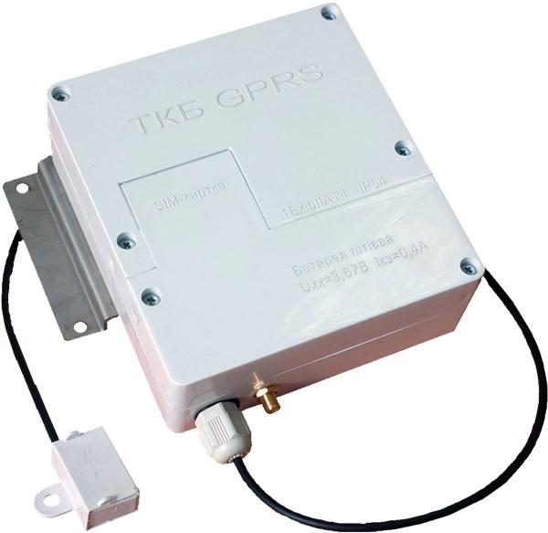 GPRS-модем для лічильників води ТКБВ-0