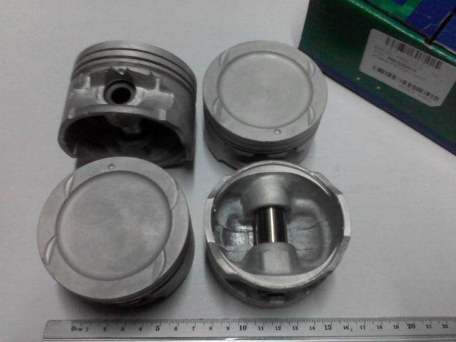 Купить Поршень Lanos 1.6 79,00 стандарт, PMC (PXMSC-007A) с пальцем (продаются только к-т 4 шт)