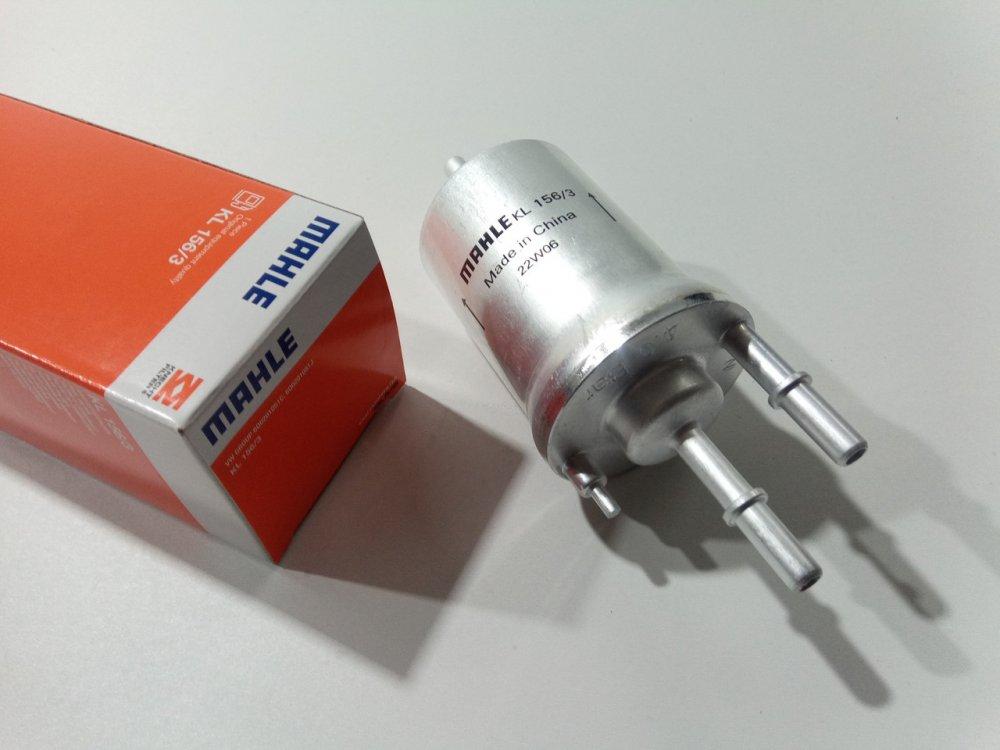 Купить Фильтр топливный VAG, KNECHT (KL156/3)