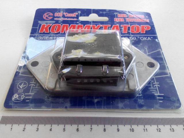 Купить Коммутатор ВАЗ 2108, СовеК (178.3734) 6 конт.