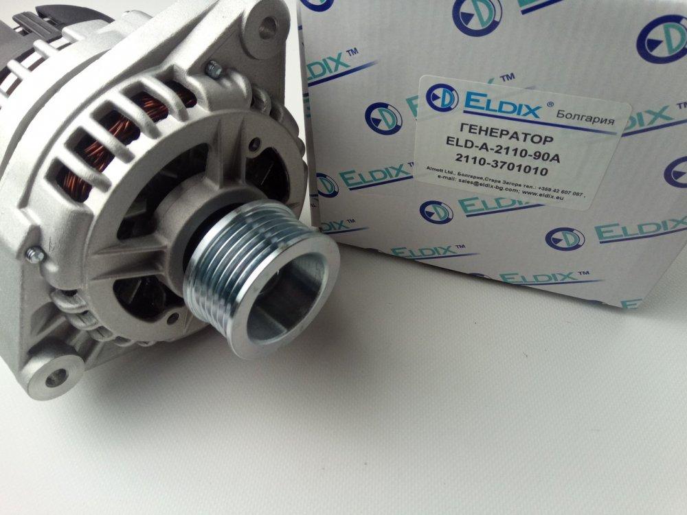 Купить Генератор ВАЗ 2110 90A, Eldix (ELD-A-2110-90A)