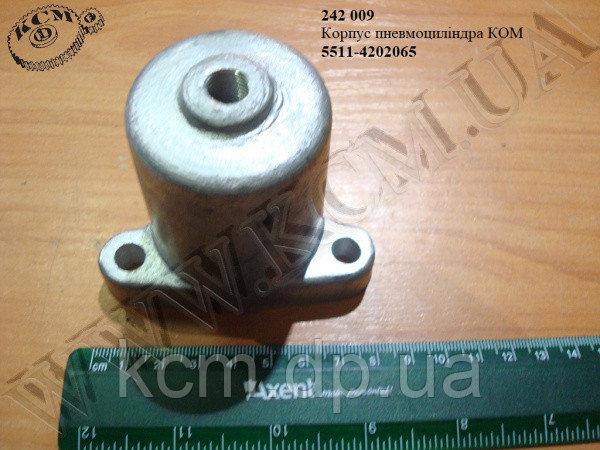 Корпус пневмоциліндра КВП 5511-4202065