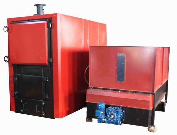 Котел отопительный водогрейный BRS 1000 кВт LM Comfort