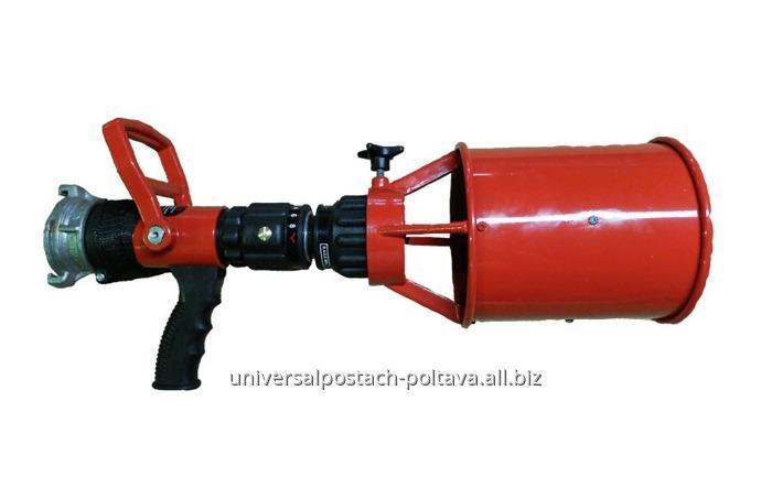 Купить Ствол пожарный ручной СРП - 50р (с насадкой)