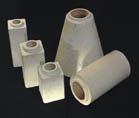 Купить Изделия огнеупорные шамотные для сифонной разливки стали ДСТУ ГОСТ 11586:2006