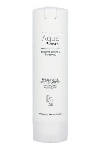 Aqua Senses Smart Care 300 мл Шампунь для волос, рук и тела (Germany)