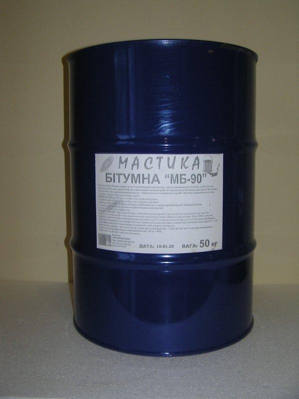 Купити Мастики бітумні МБ-90