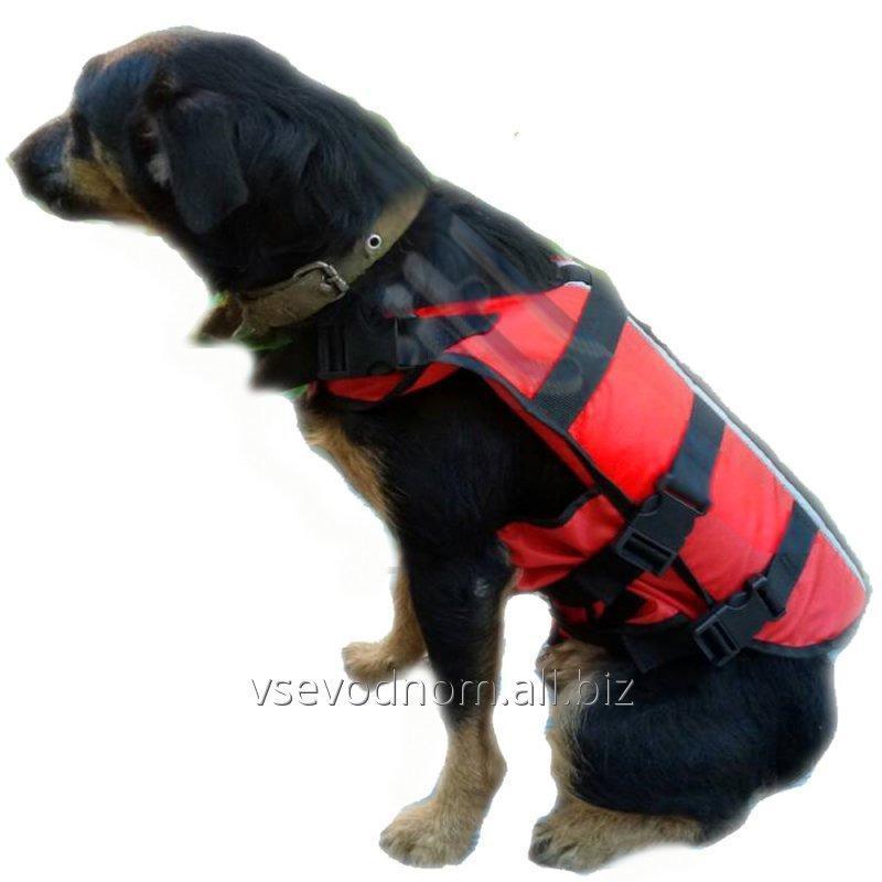 Жилет спасательный для собак