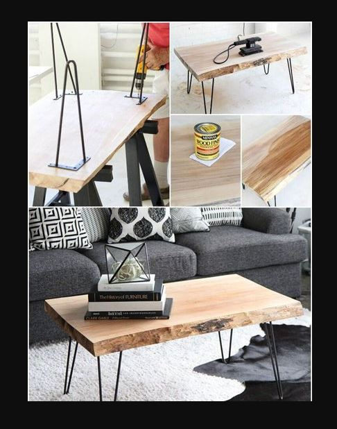 Металлическая ножки для стола -дуги черные